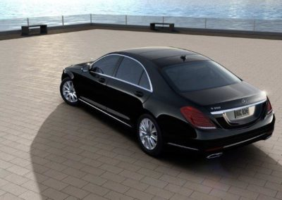 Mercedes S Class Executive Car Service DC