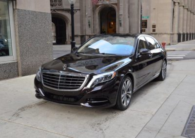 Mercedes Corporate Car Service Virginia