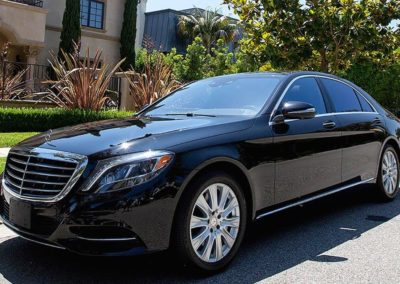 Mercedes Benz town car service Maryland