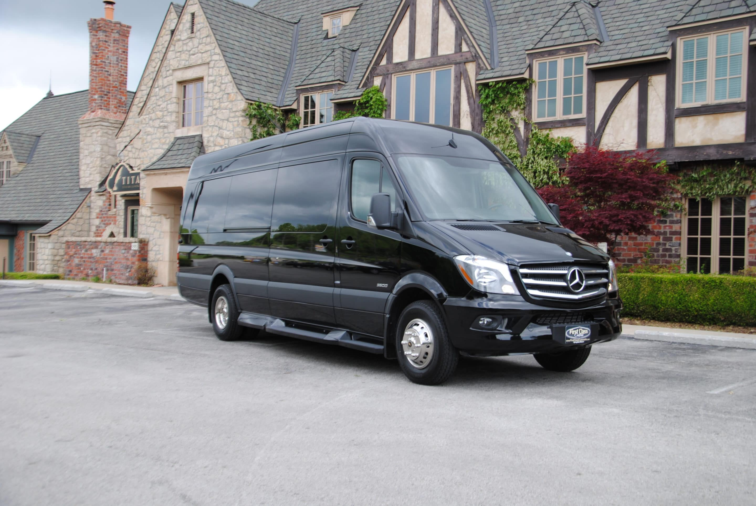 Luxury Sprinter Van car service