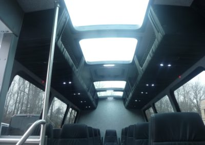 Tour Bus with Panorama window