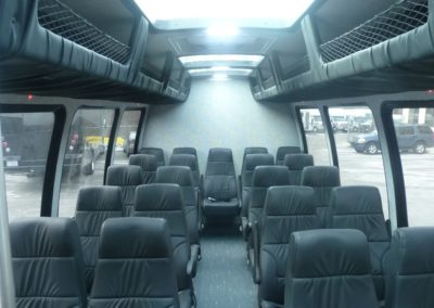 Executive Airport Shuttle Bus
