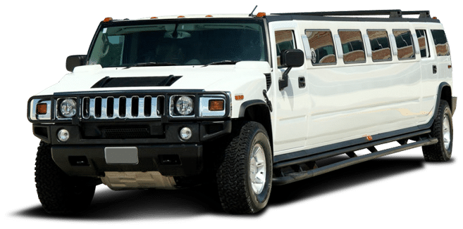 Hummer Limo Rental many windows