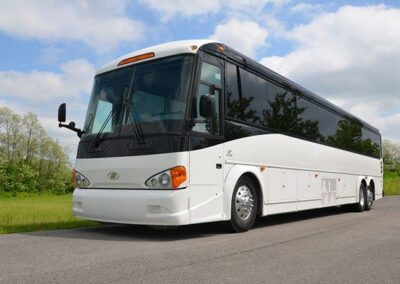 Bus for 55 Passenger Executive Tour